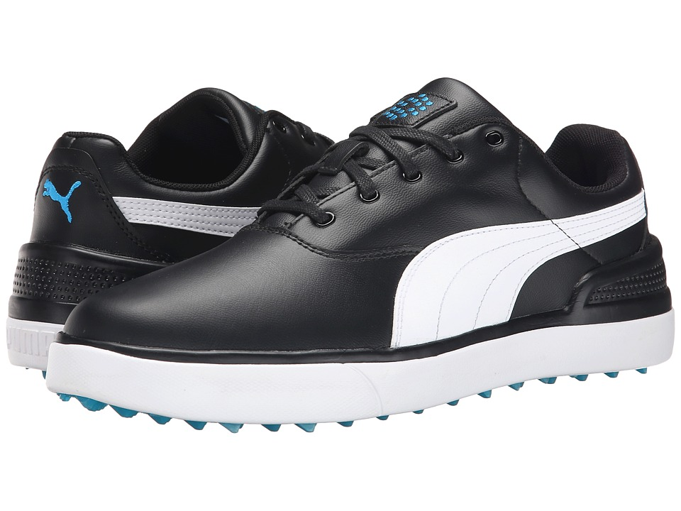 PUMA Golf - Monolite V2 (Black/White/Cloisonn ) Men