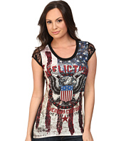 Affliction - Eagle Clutch Short Sleeve Tee
