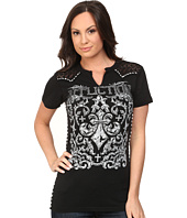 Affliction - Integrate Short Sleeve Western Tee