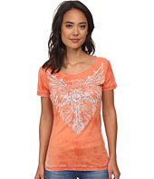 Affliction - Orleans Short Sleeve Scoop Neck Tee