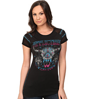 Affliction - Lakota Short Sleeve Fashion Raglan Tee