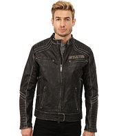 Affliction - Renegade Riders Leather Moto Jacket