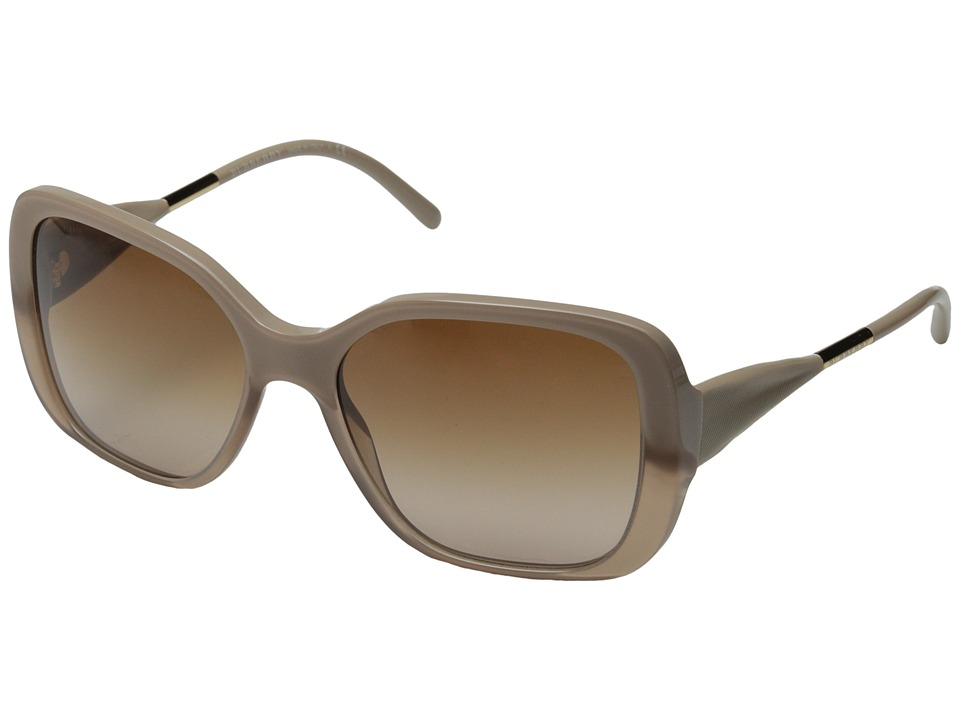 Burberry BE4192 Honey Gradient/Gradient Brown Fashion Sunglasses