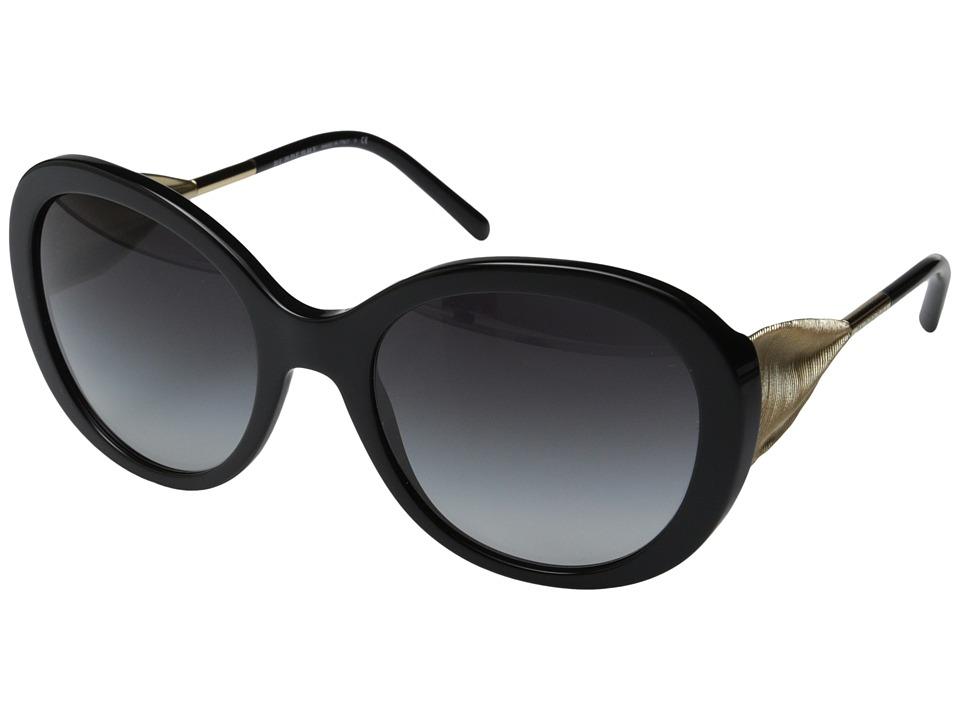 Burberry BE4191 Black/Gradient Grey Fashion Sunglasses