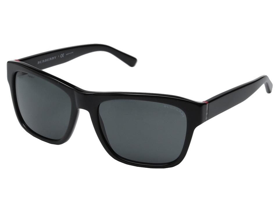 Burberry BE4194 Black/Grey Fashion Sunglasses