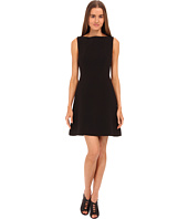 Kate Spade New York - Stretch Crepe A-Line Dress