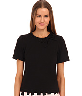 Kate Spade New York - Ponte Bow Neck Top