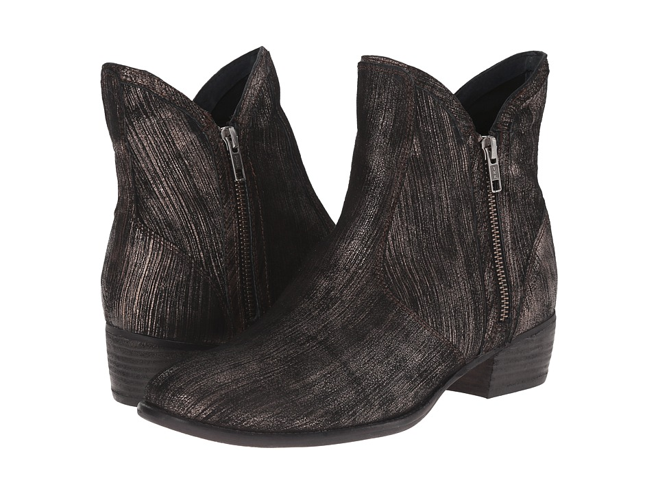 Seychelles - Lucky Penny (Graphite Leather) Women
