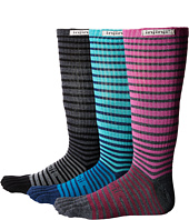 Injinji - Outdoor 2.0 Original Weight Crew NuWool 3-Pair Pack