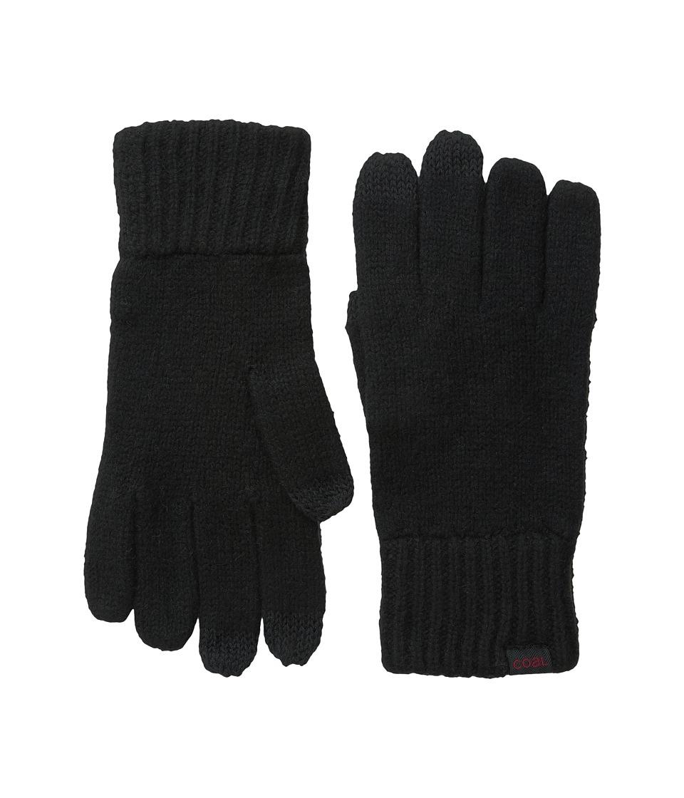 Coal The Randle Glove (Black 1) Wool Gloves