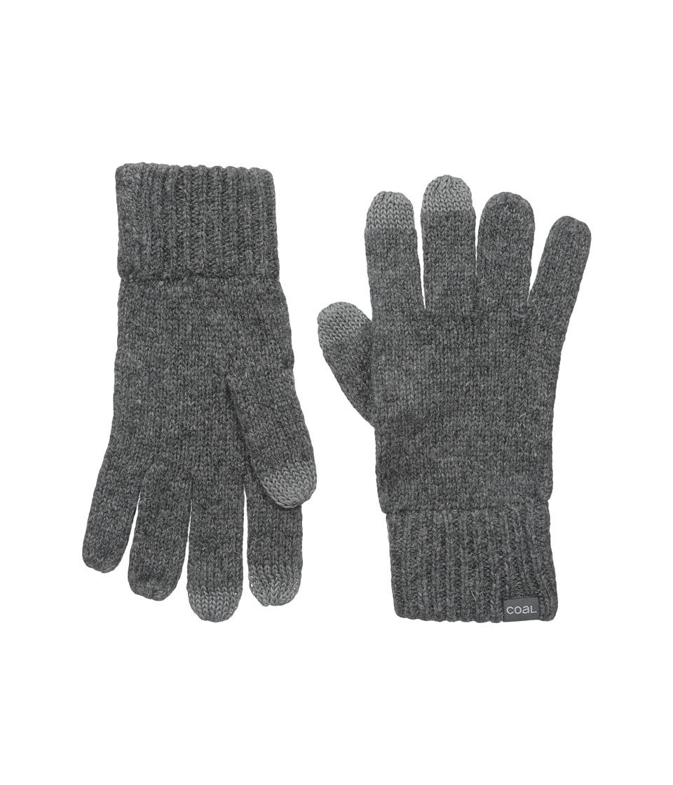 Coal The Randle Glove (Charcoal) Wool Gloves
