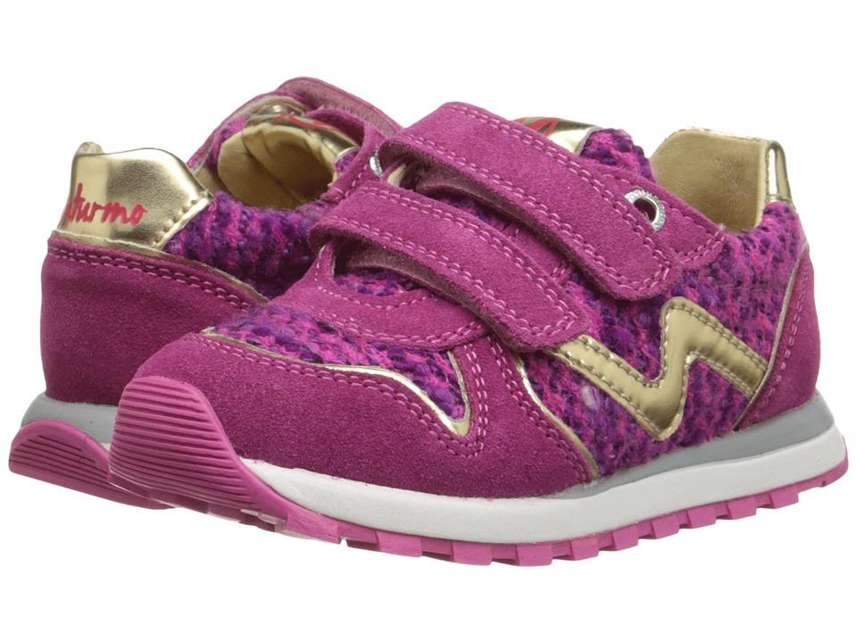 Naturino Nat. Bomba Toddler/Little Kid Fuchsia Girls Shoes