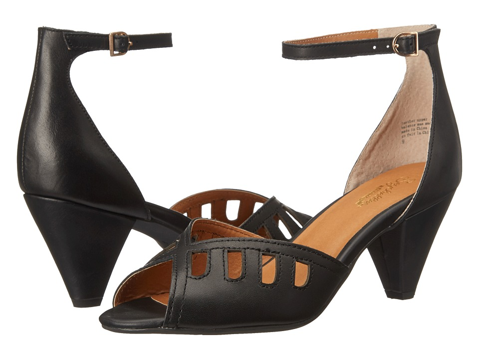 Seychelles - Astonish Black Womens 1-2 inch heel Shoes $100.00 AT vintagedancer.com