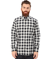 Lindbergh - Check Shirt Long Sleeve