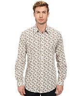 Lindbergh - Aop Shirt Long Sleeve
