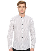 Lindbergh - Printed Shirt Long Sleeve
