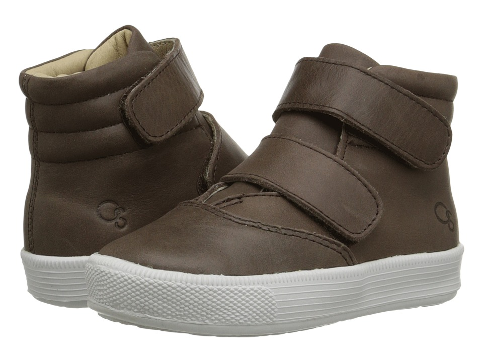 Old Soles Space Shoe Toddler/Little Kid Distressed Brown Kids Shoes