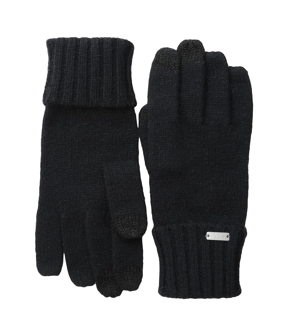 Coal The Woods Glove (Black) Dress Gloves