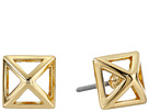 Rebecca Minkoff Cutout Stud Earrings