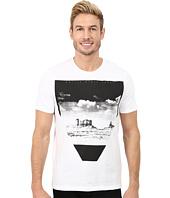 Calvin Klein Jeans - Desert Scene Logo Crew Tee