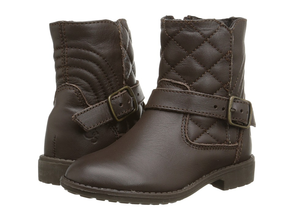 Old Soles Boot Swag Toddler/Little Kid Brown Girls Shoes