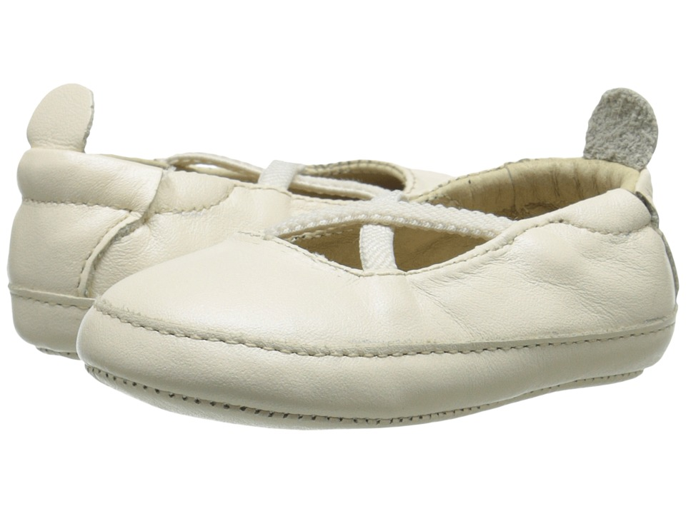 Image of Old Soles - Ballet Cross (Infant/Toddler) (Pearl Metallic) Girl's Shoes