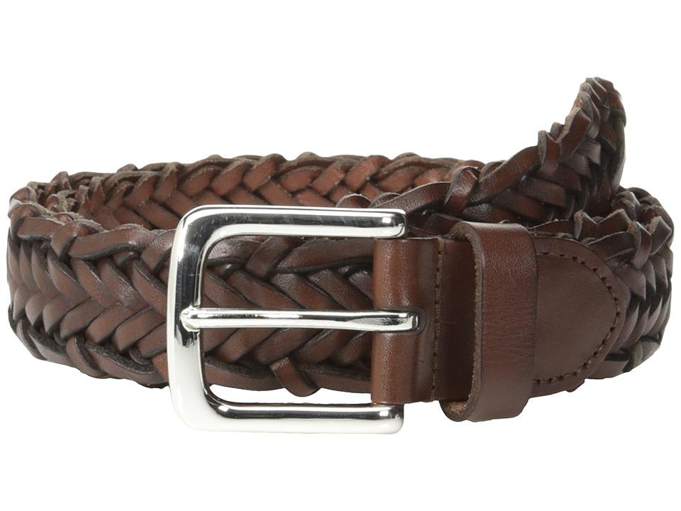 Trafalgar - Sullivan (Brown) Men's Belts