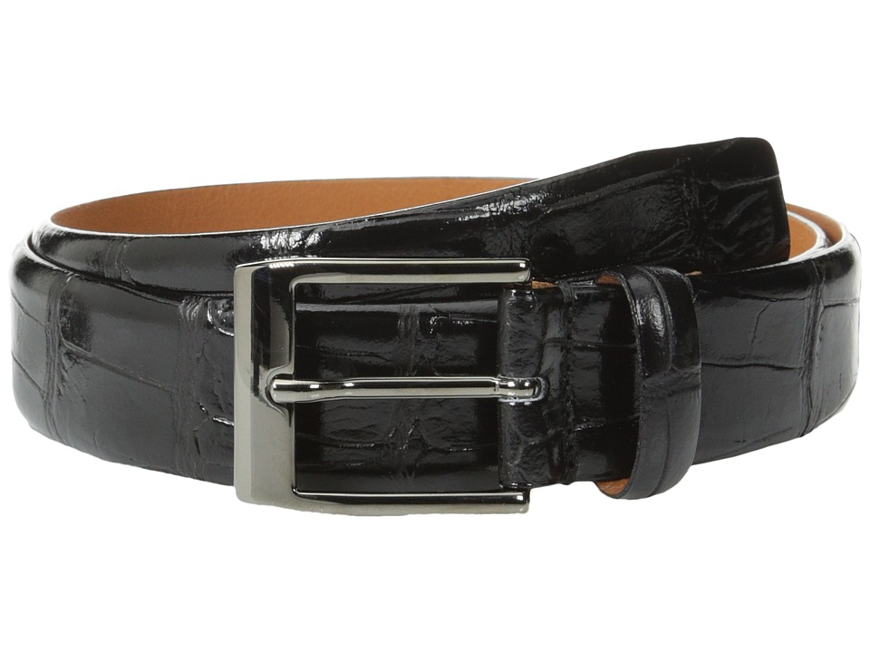 Trafalgar - Alessandro (Black) Men's Belts