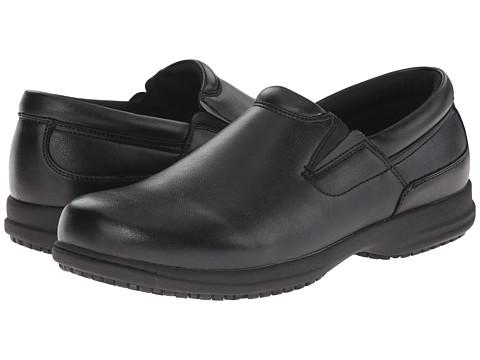 Nunn Bush Sven Slip-Resistant Plain Toe Slip-On