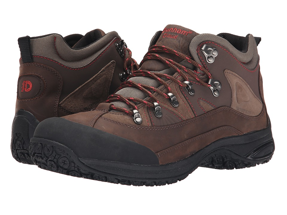Dunham Cloud Waterproof (Brown) Men's Boots