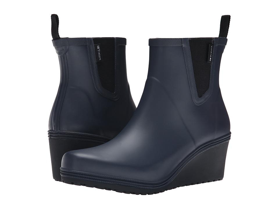 Tretorn Emma Navy Womens Rain Boots