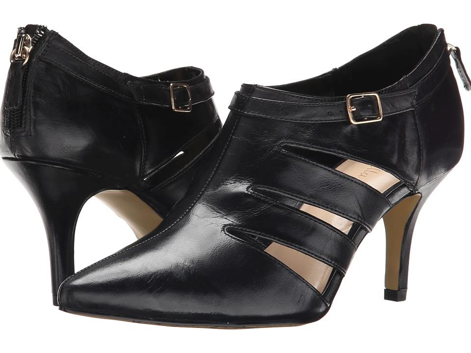 Bella-Vita - Dylan (Black ) High Heels, wide width