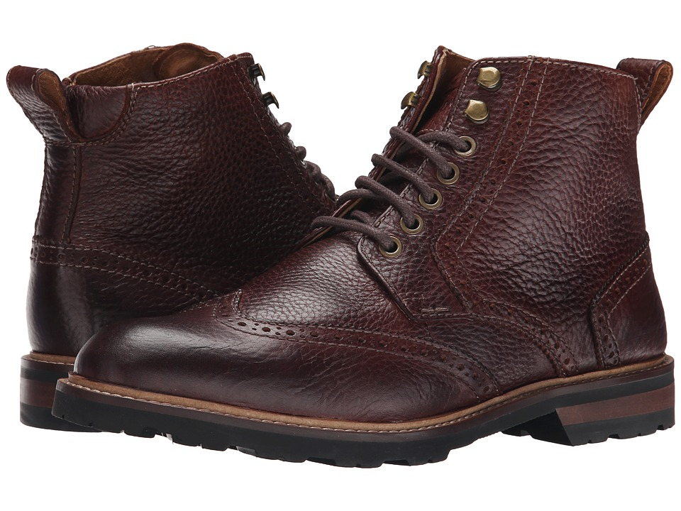 Florsheim Kilbourn Wingtop Boot (Brown Milled) Men