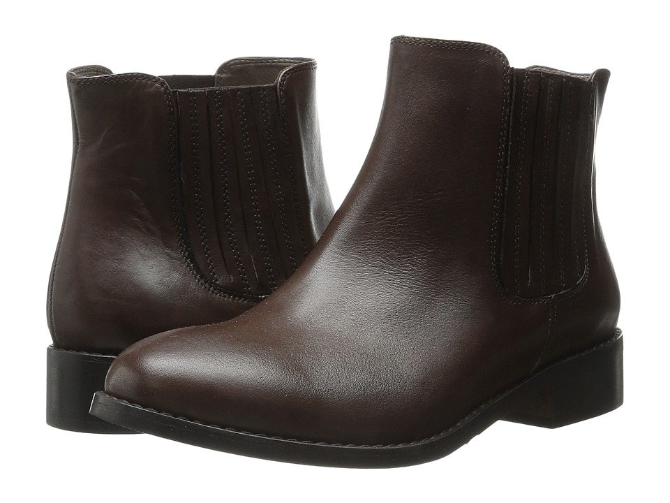 Bella-Vita Liv-Italy (Dark Brown Leather) Women