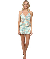 Roxy - Sun Sand Salt Romper Cover-Up