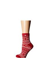 UGG - Fair Isle Fleece Lined Socks