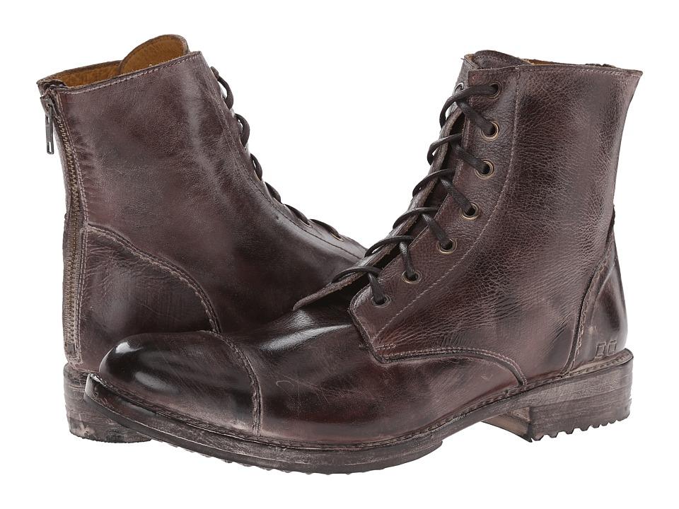 Bed Stu Protege Teak Rustic White Mens Boots