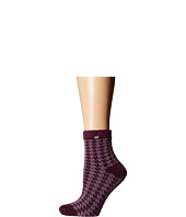 UGG - Houndstooth Fleece Lined Socks