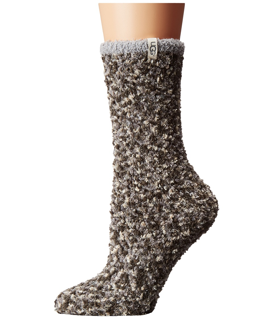 UGG - Cozy Chenille Socks (Seal) Women