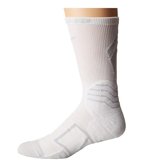 Nike Elite Baseball Crew Sock - White/Neutral Grey/Neutral Grey