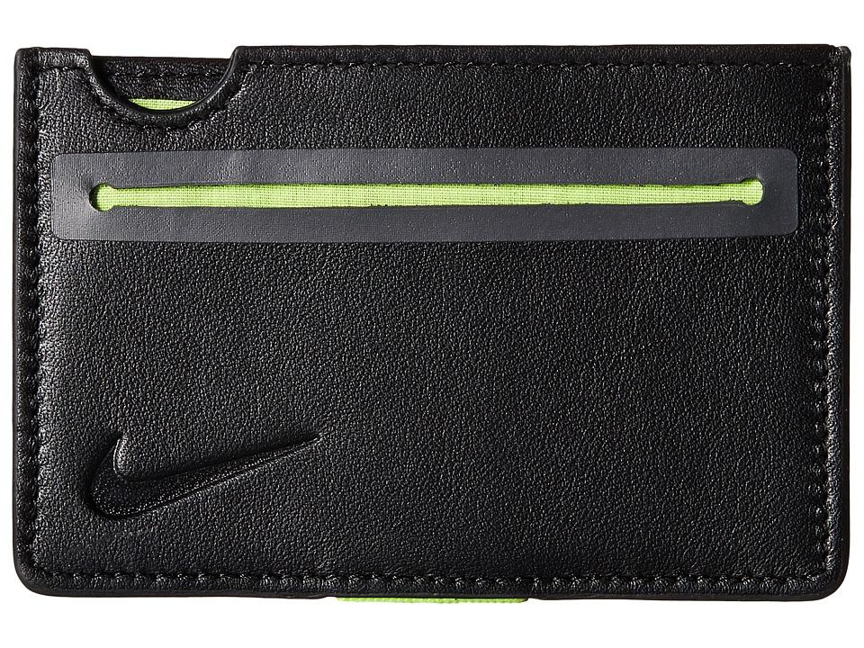 Nike - Slim Line Card Case (Black) Wallet