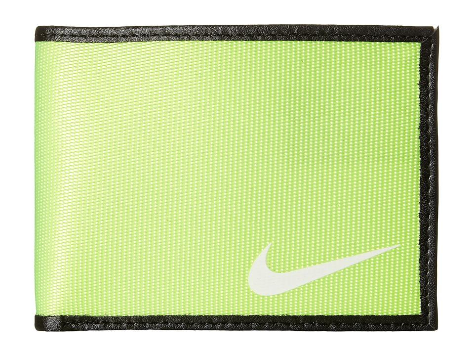 Nike - Tech Essential Slim Fold (Volt) Wallet