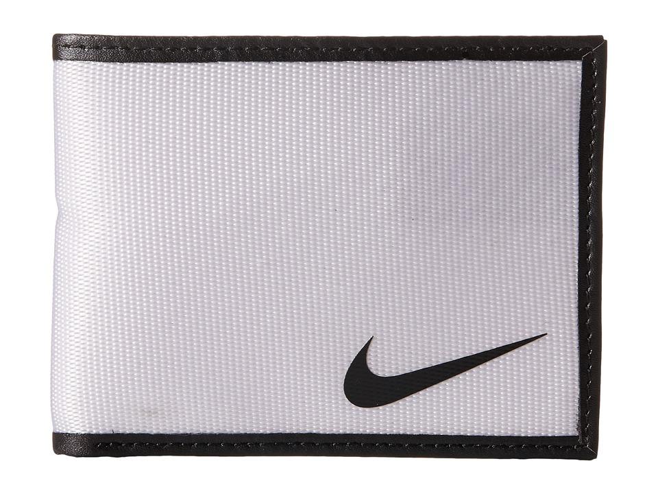 Nike - Tech Essential Slim Fold (White) Wallet