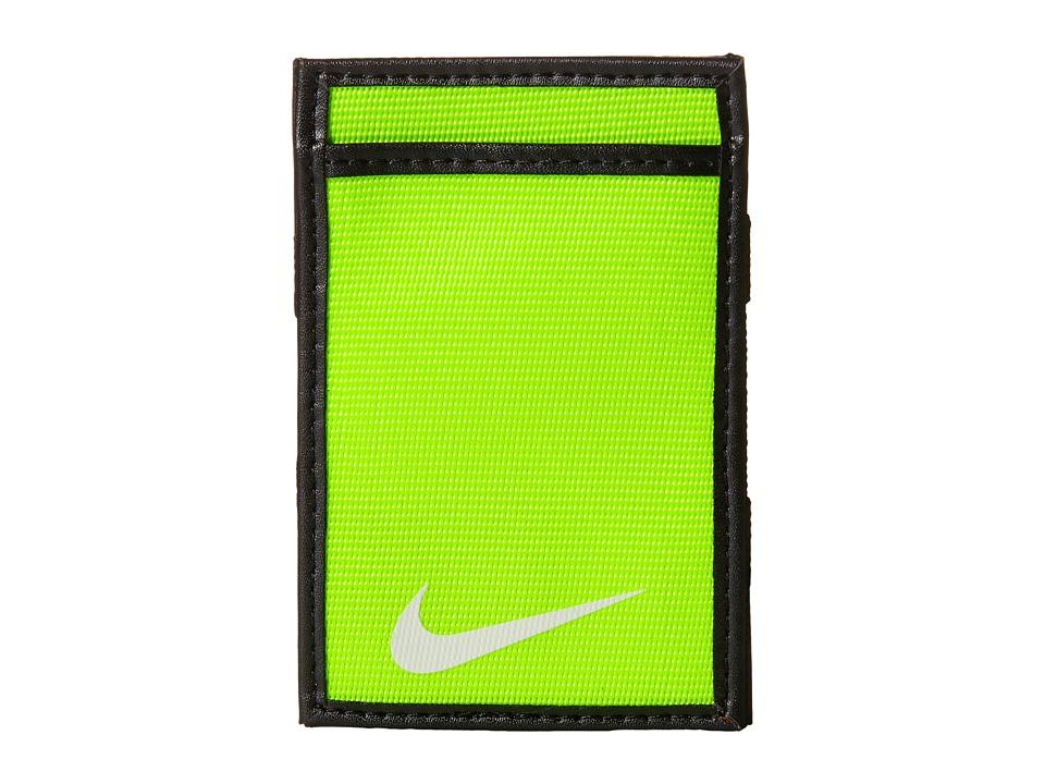 Nike - Tech Essential Magic Wallet (Volt) Wallet Handbags