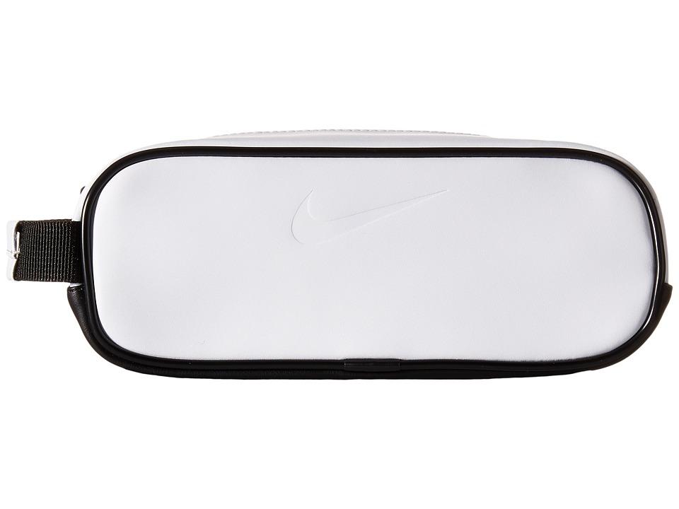 Nike - Modern Sleek Travel Kit (White) Travel Pouch