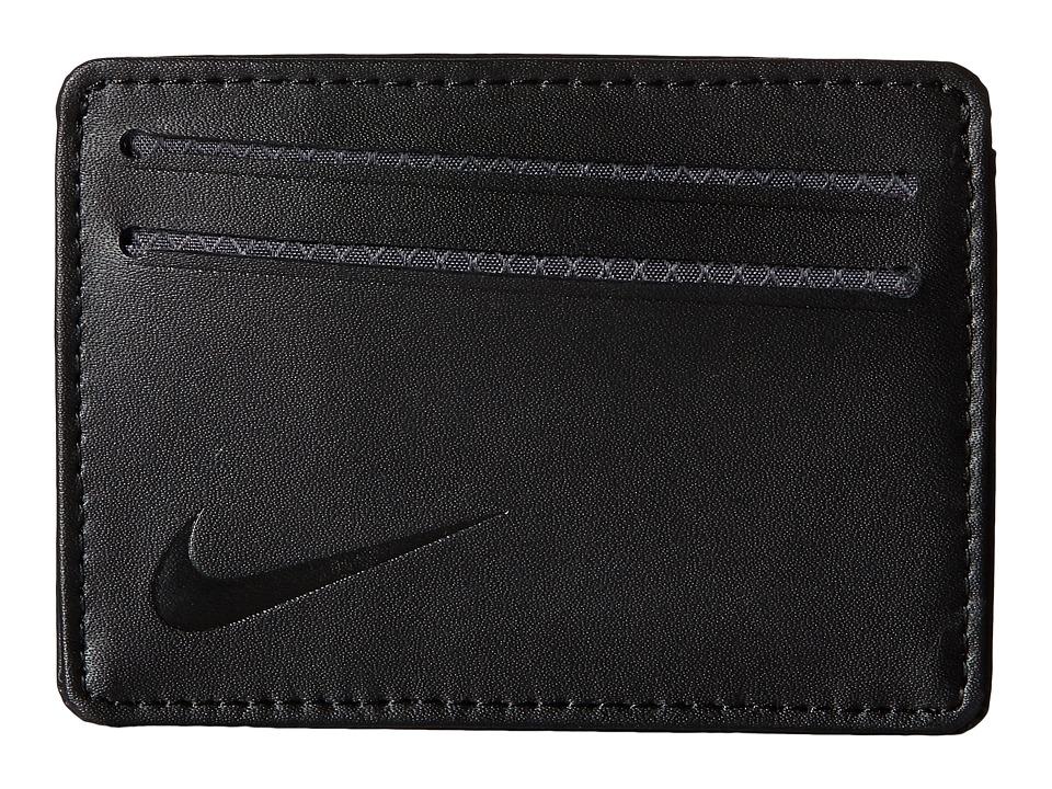 Nike - Modern Sleek Card Case (Black) Wallet