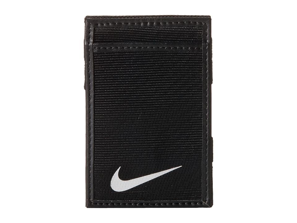 Nike - Tech Essential Magic Wallet (Black) Wallet Handbags