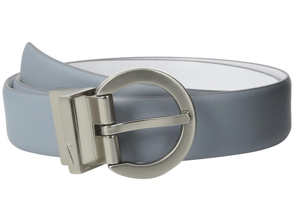 Nike - Classic Reversible (Dove Grey/White) Women's Belts