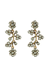 Oscar de la Renta - Crystal Branch Earrings