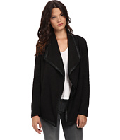 Jack by BB Dakota - Glory Heavy Weight French Terry Jacket w/ PU Trim